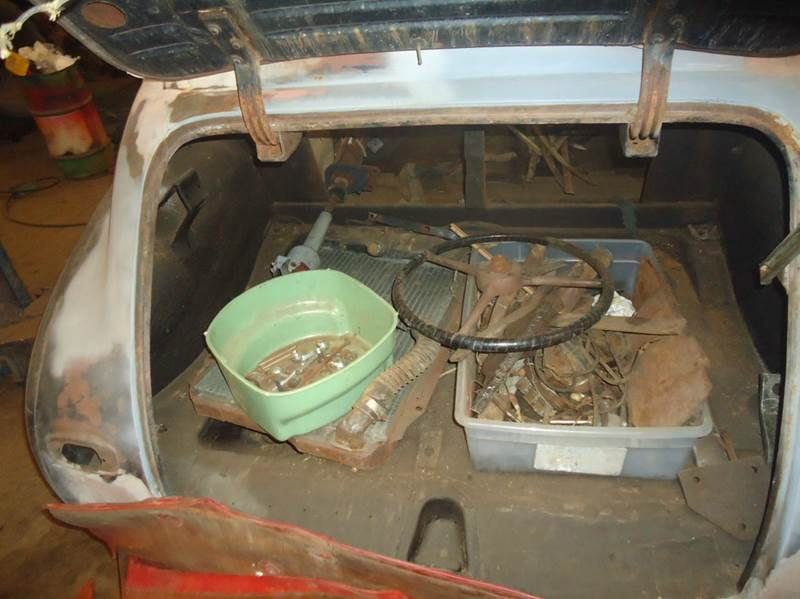 1941 Chevrolet 2 DR RAT - Jackson Michigan MI