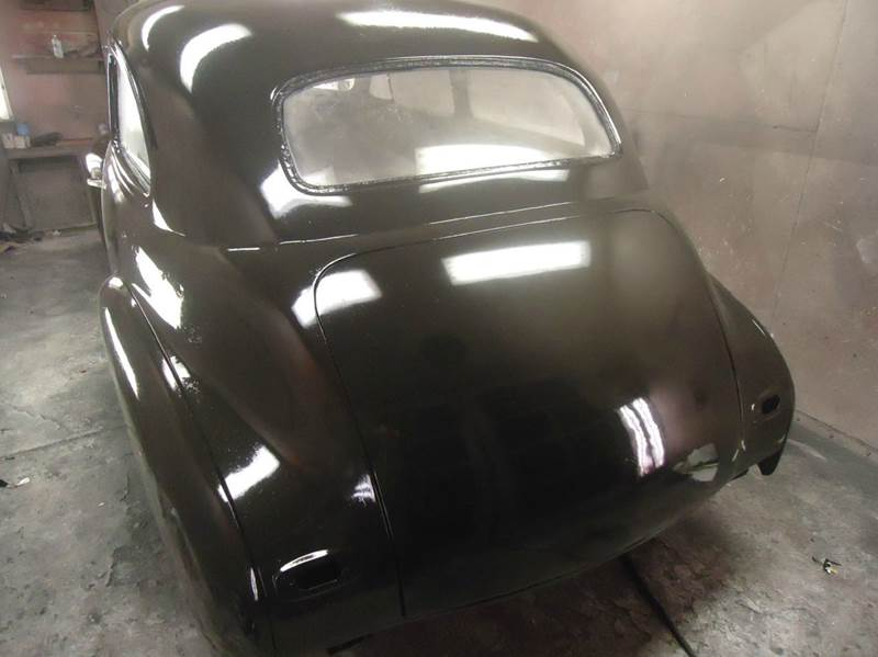 1941 Chevrolet 2 DR RAT - Jackson Michigan MI