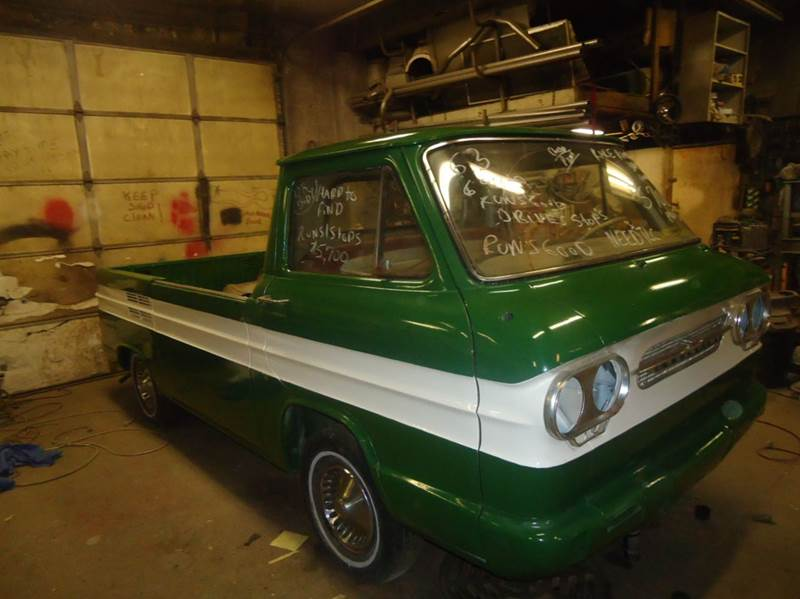 1963 Chevrolet Corvair   Rampside car for sale in Detroit