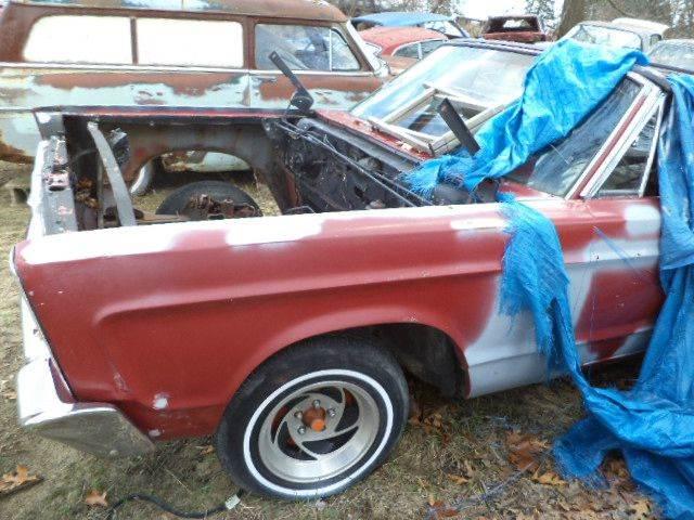1966 Plymouth Fury convertable - Jackson Michigan MI