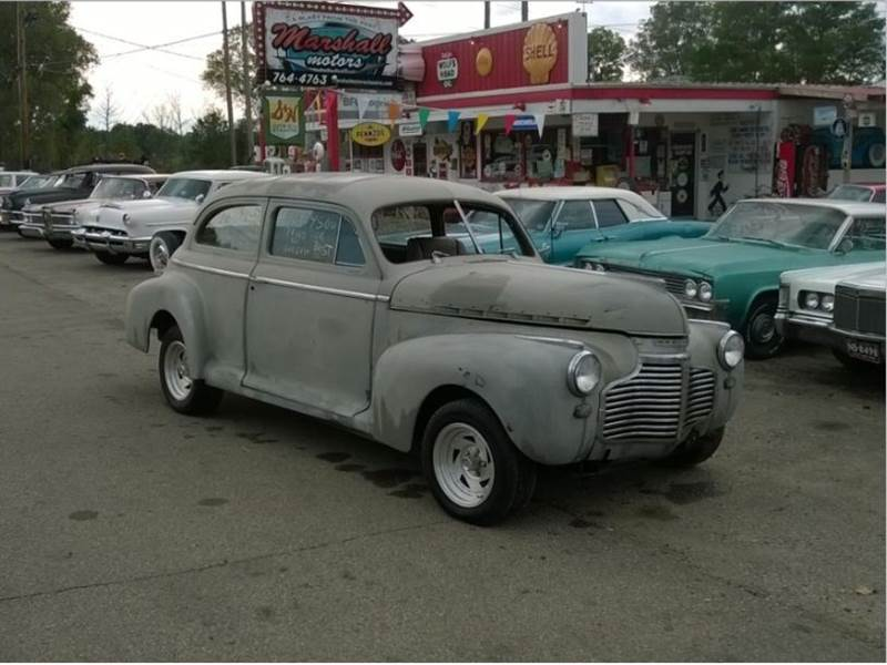 1941 Chevrolet 2 Door car for sale in Detroit