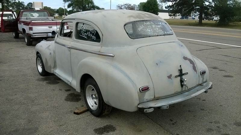 1941 Chevrolet 2 Door Detroit Used Car for Sale