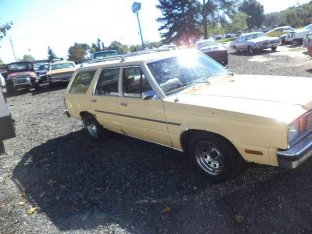 1979 Ford farmont