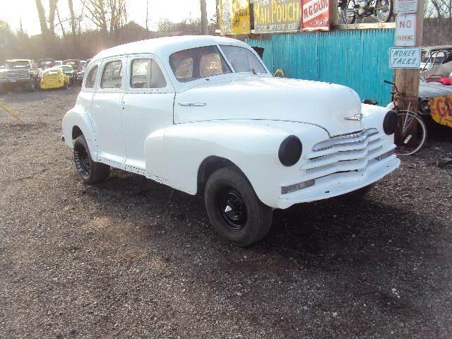 1947 Chevrolet 4 dr