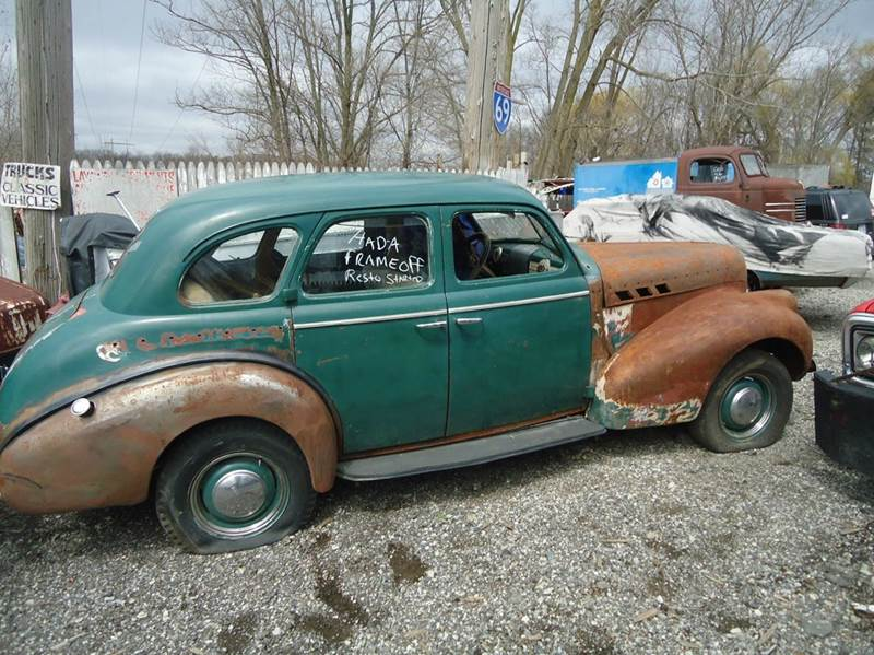 1940 Pontiac Suecide 4 Dr car for sale in Detroit