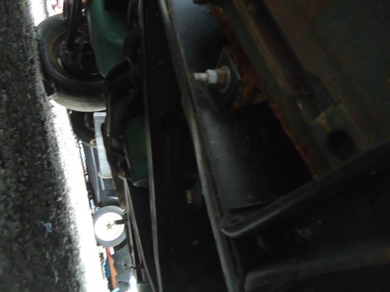 1940 Pontiac SUECIDE 4 DR  - Jackson Michigan MI