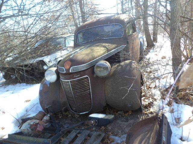 1950 rat rods/ parts cars loTs of stuff