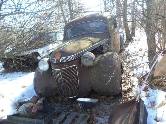 1950 Rat Rods/ Parts Lots Of Stuff car for sale in Detroit