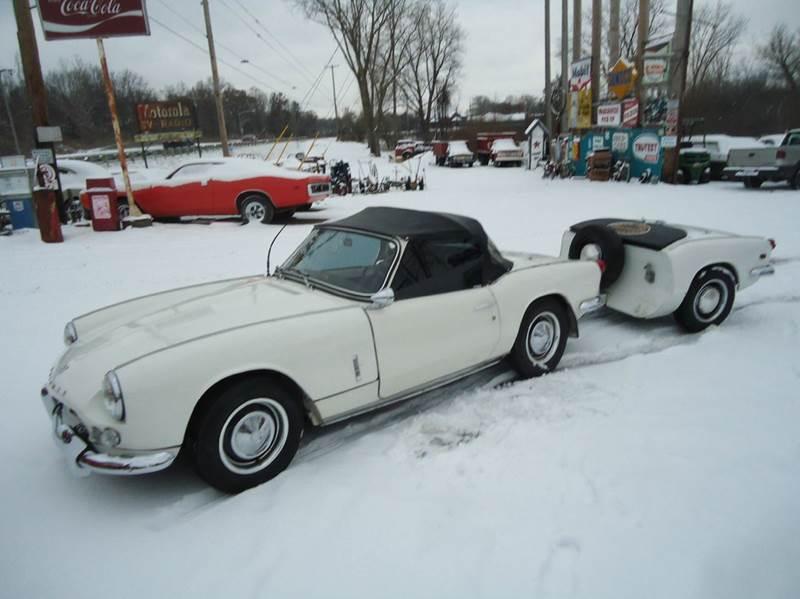 1967 Triumph slitfire    mk2 for sale in Jackson Michigan, MI