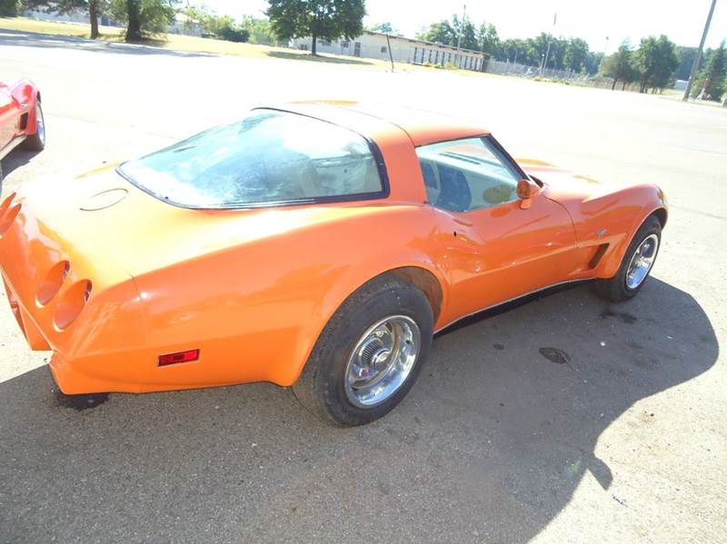1979 Chevrolet Corvette t tops - Jackson Michigan MI