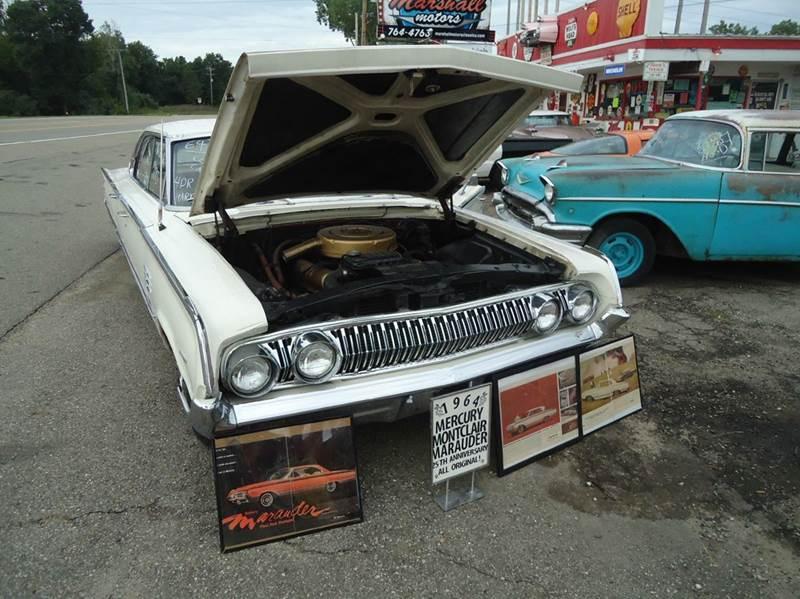 1964 Mercury Marauder car for sale in Detroit