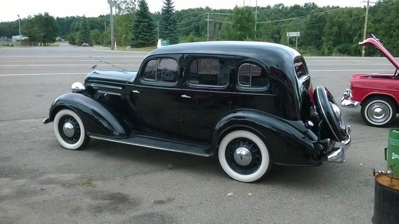 1935 chevrolet 4 door in jackson mi marshall motors classics for 1935 chevrolet 4 door sedan