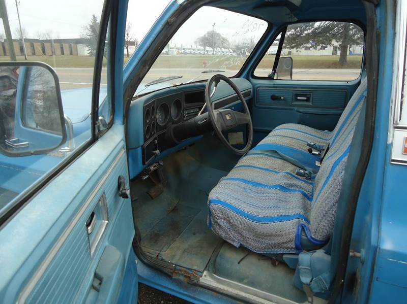 1978 GMC C/K 1500 Series  - Jackson Michigan MI