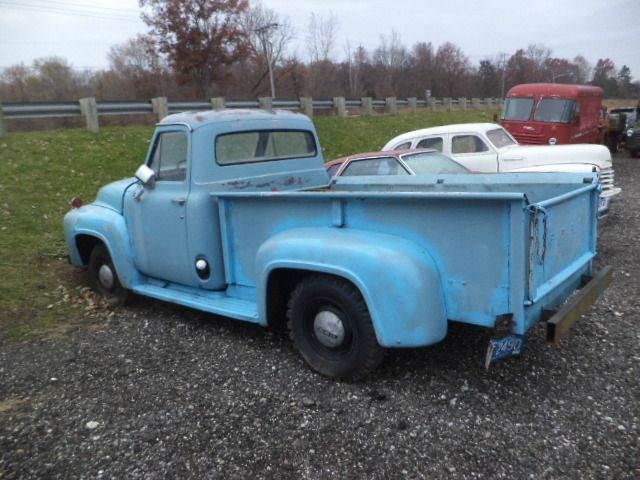 1951 Ford STEP SIDE