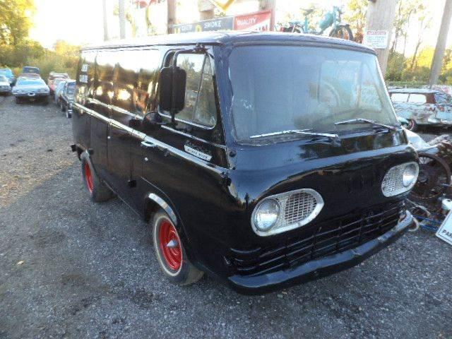 1965 ford van E 100