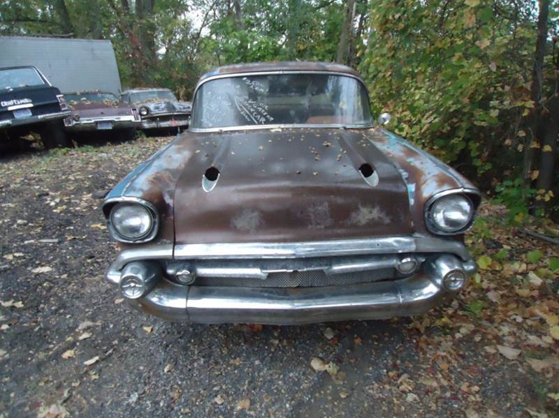 1957 Chevrolet 210 car for sale in Detroit