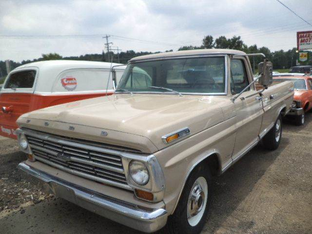 1968 Ford 3/4