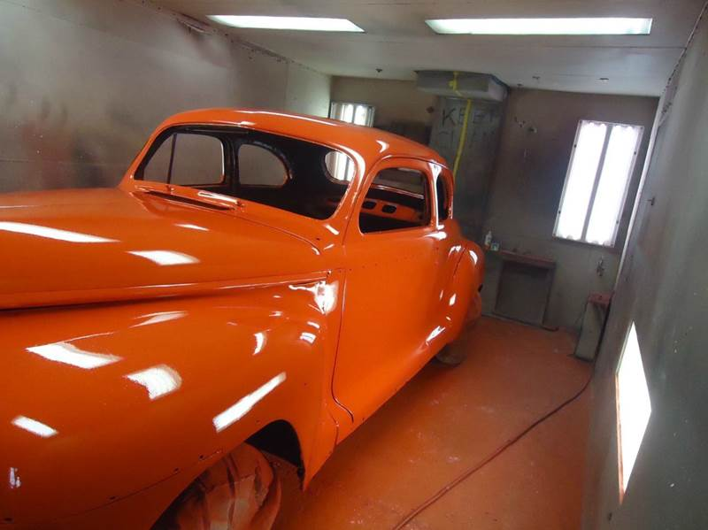 1948 Plymouth Deluxe  - Jackson Michigan MI