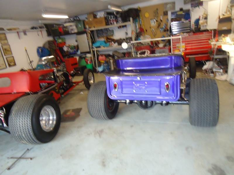 1923 Ford 23 T Buckit Detroit Used Car for Sale