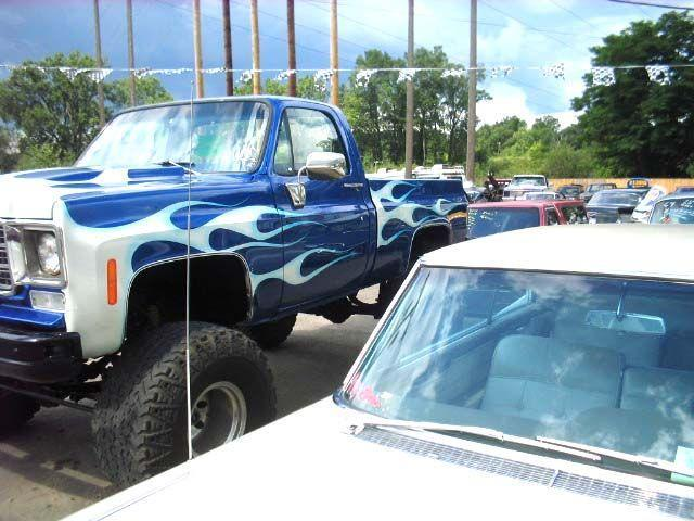 1978 GMC 4X4 MONSTER TRUCK  - Jackson Michigan MI