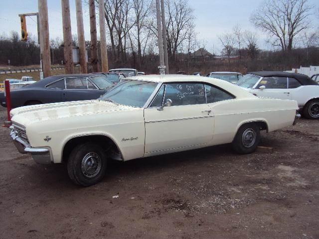 1966 Chevrolet SS impalla