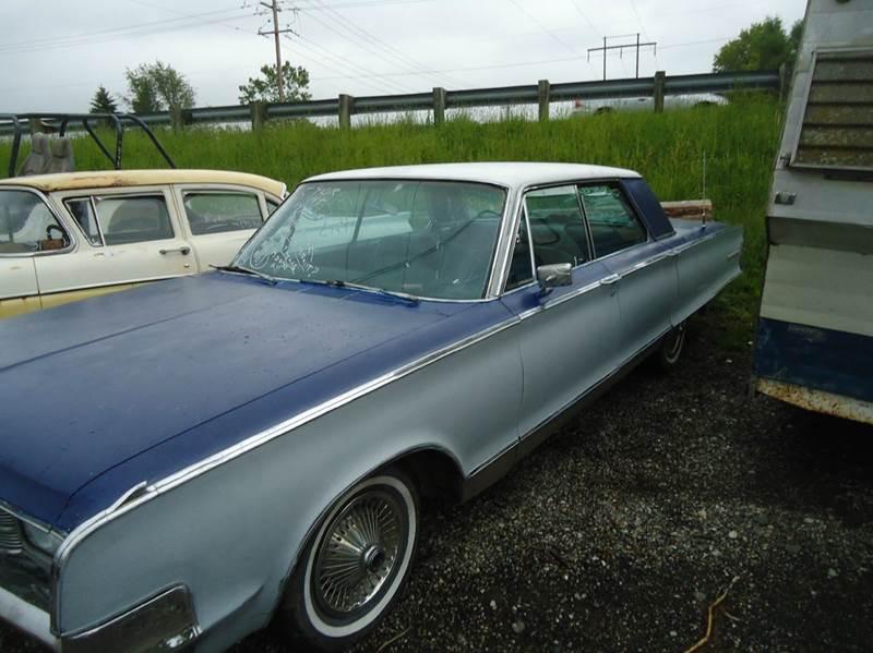 1965 Chrysler Newport car for sale in Detroit