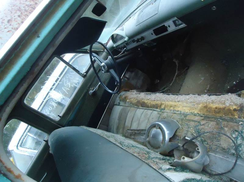1954 Ford Crestline Detroit Used Car for Sale