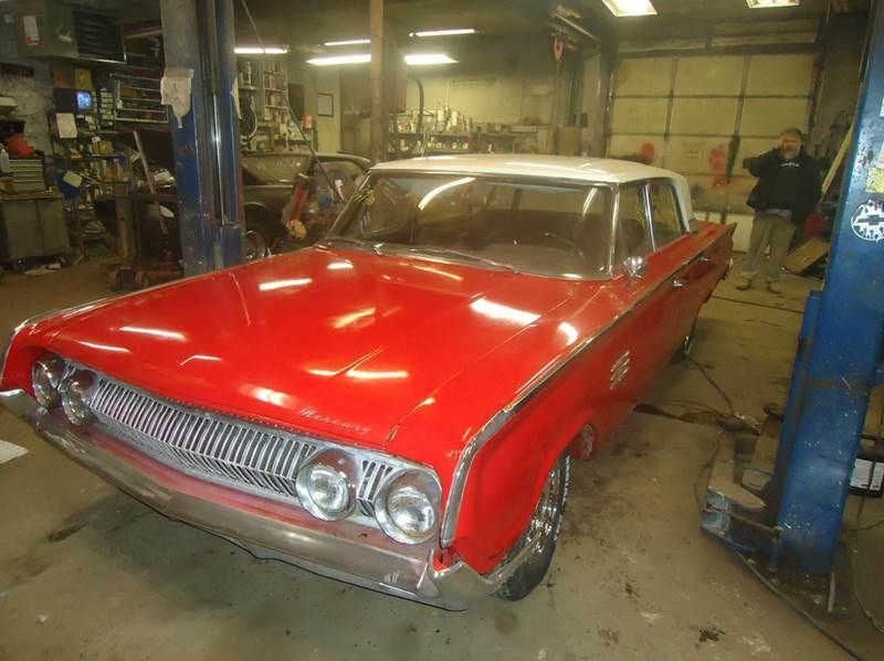1964 Mercury Monterey power back window - Jackson Michigan MI