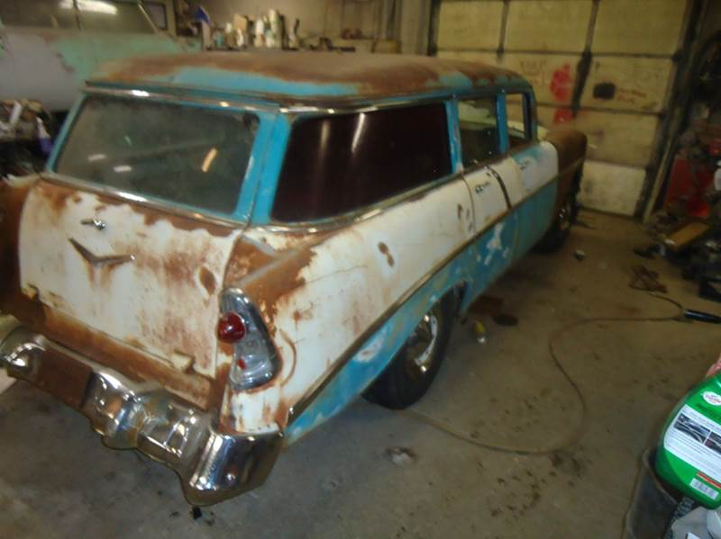 1956 Chevrolet 150 car for sale in Detroit
