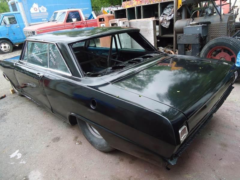 1963 Chevrolet Nova car for sale in Detroit