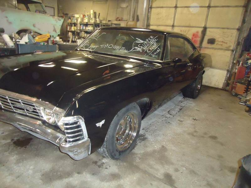 1967 Chevrolet  impalla suppernatural  - Jackson Michigan MI