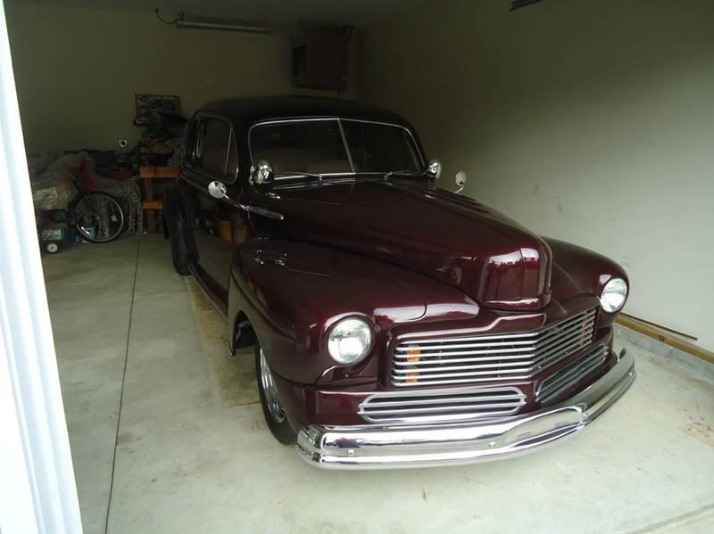 1948 Mercury  coupe  - Jackson Michigan MI
