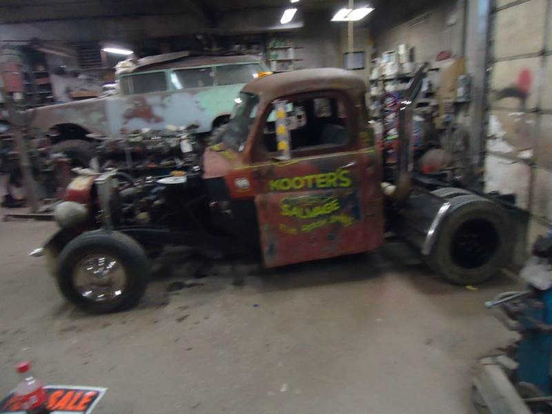 1949 Dodge Rat Rod car for sale in Detroit
