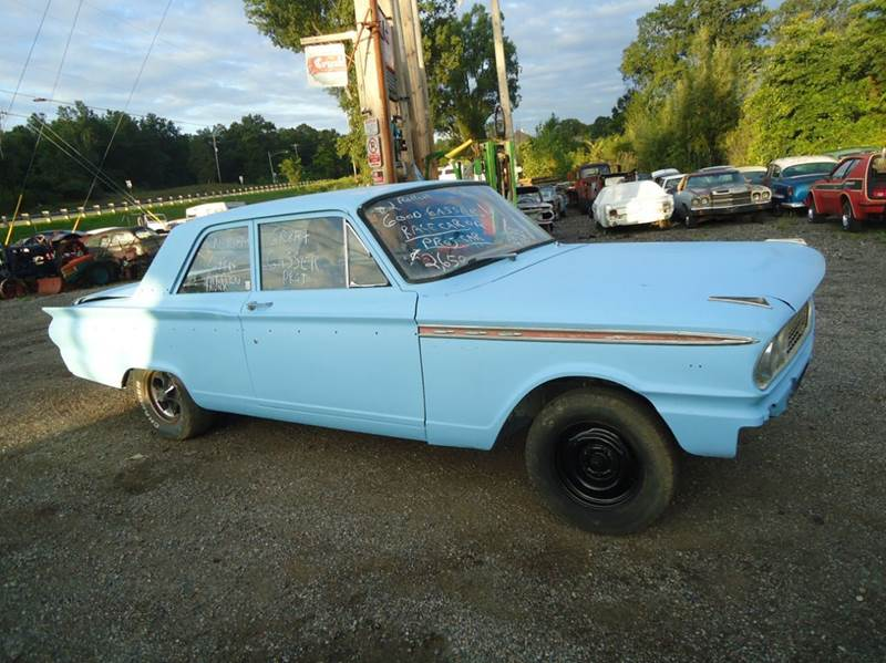 1962 Ford Fairlane 500 car for sale in Detroit
