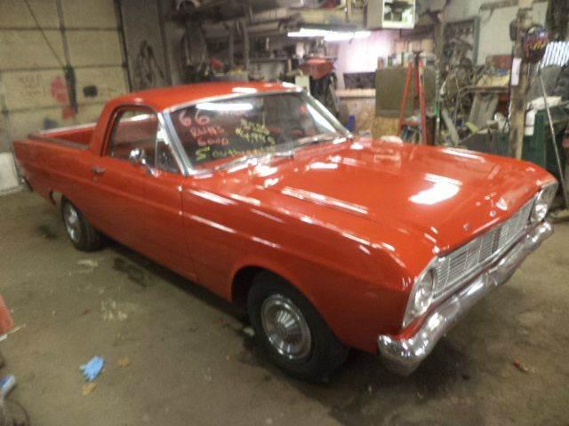 1966 Ford rancharo
