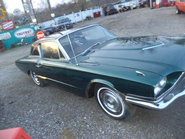 1966 Ford   t bird