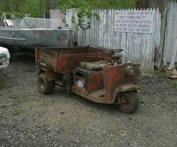 1964 Cushman Pair car for sale in Detroit