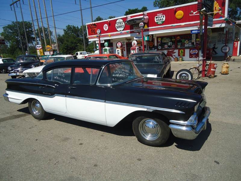 1958 Chevrolet Delray Detroit Used Car for Sale