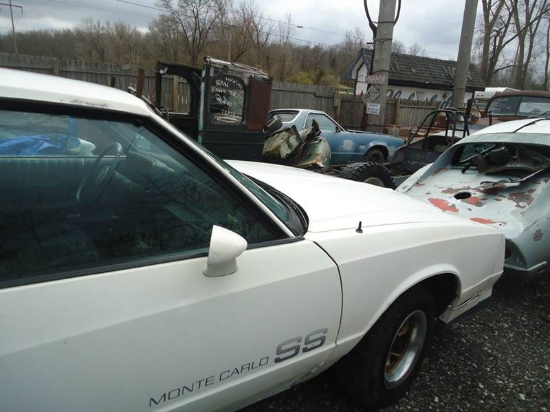 1984 Chevrolet SS  - Jackson Michigan MI