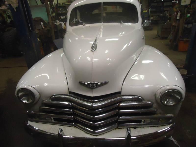 1947 Chevrolet Fleetmaster  - Jackson Michigan MI