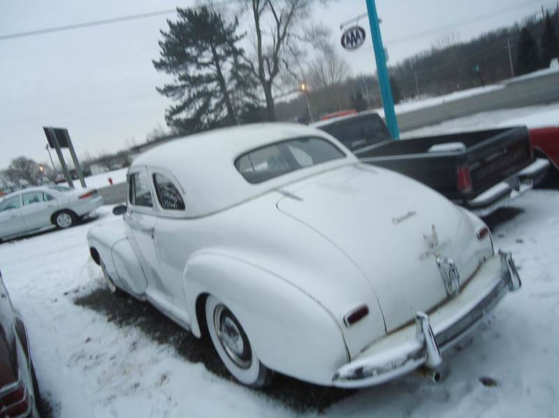 1947 Chevrolet Fleetmaster car for sale in Detroit