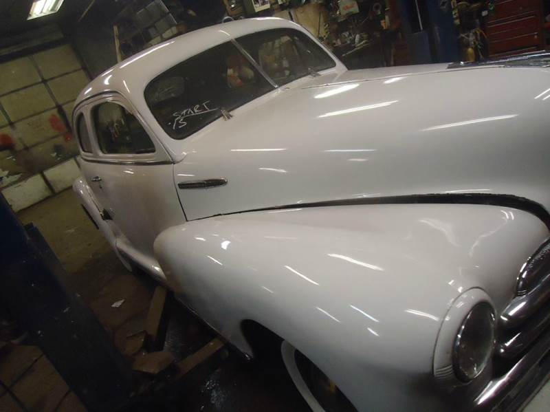 1947 Chevrolet Fleetmaster  - Jackson Michigan MI