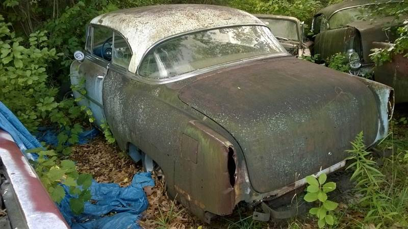 1953 Chevrolet Coupe car for sale in Detroit
