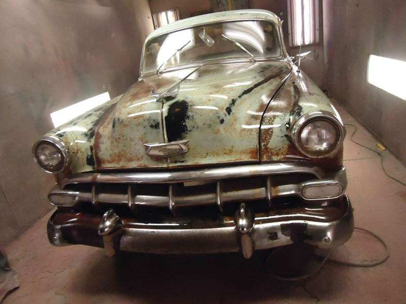 1954 Chevrolet Bel Air Detroit Used Car for Sale