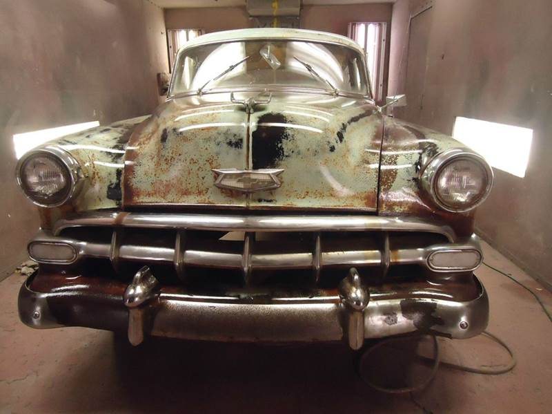 1954 Chevrolet Bel Air car for sale in Detroit