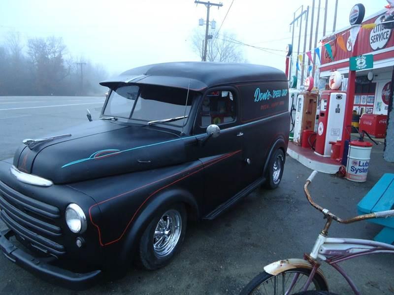 1950 Dodge Panel Detroit Used Car for Sale