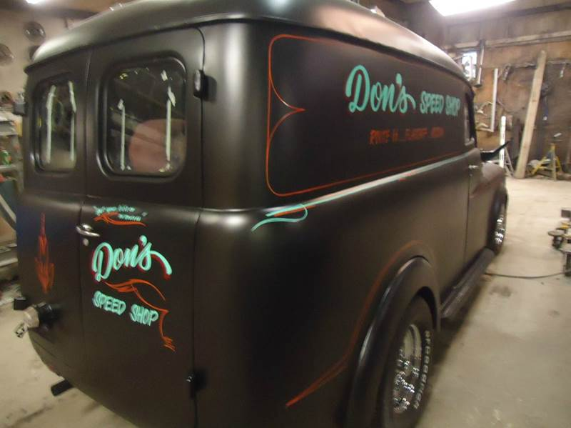 1950 Dodge panel delevery - Jackson Michigan MI