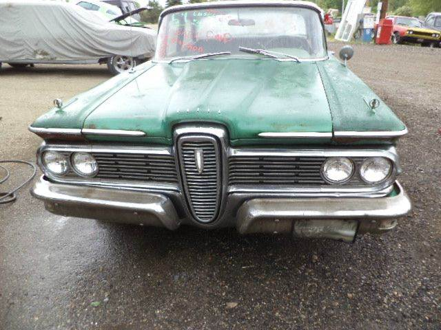 1959 Edsel Consair car for sale in Detroit