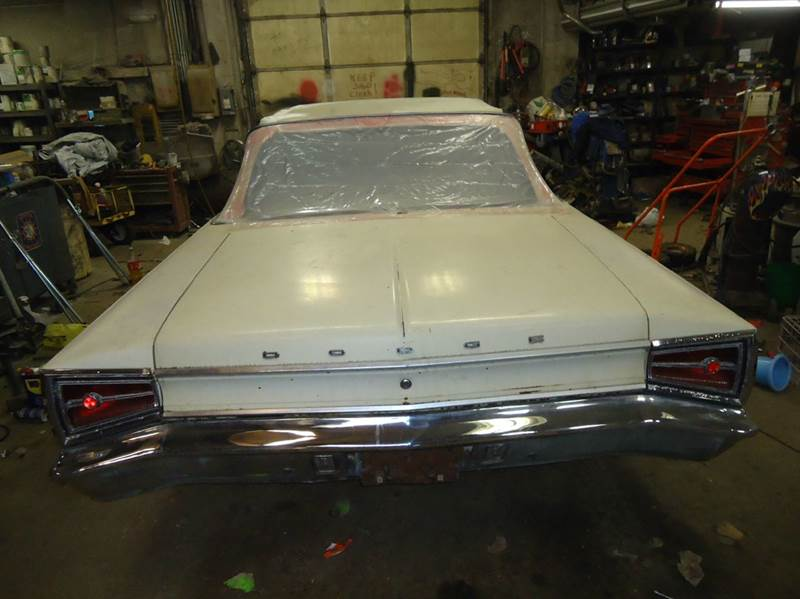 1965 Dodge Polara car for sale in Detroit