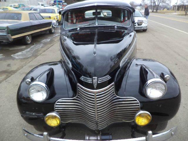 1940 Chevrolet sueside doors